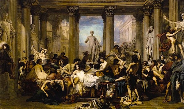Heretic, Rebel, a Thing to Flout: A Romp Through Saturnalia